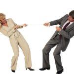 Как делится бизнес между супругами?